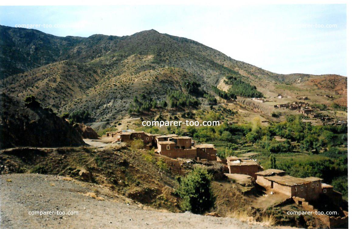 maroc atlas montagne